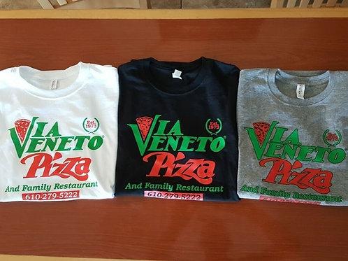 Via Veneto T-shirts