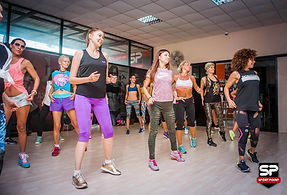 Zumba at Sport Pont Pattaya