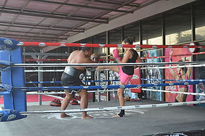 Muay Thai  K-1  Boxing at Sport Point PATTAYA