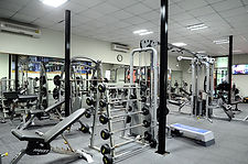 Gym at sportpoint Pattaya