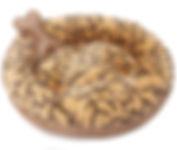 Оригинальая лежанка для собак от PerseiLine