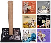 Дизайнерские когтточки для кошек Perseiine