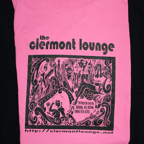 Pink Clermont Lounge Shirt