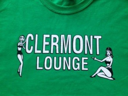 Green Clermont Lounge T-Shirt