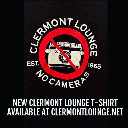 No Cameras T-Shirt