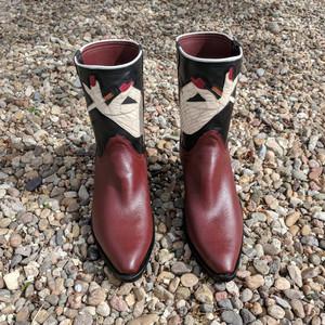 Cigarette Boots