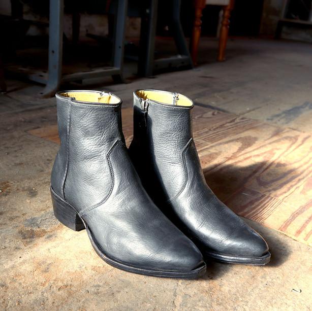 Classic Zip Chelsea Boot