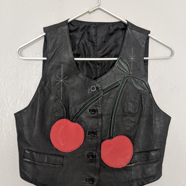 Custom Cherry Vest