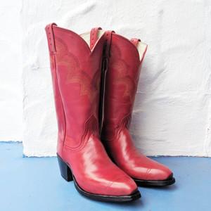 Custom Vintage Style Boot