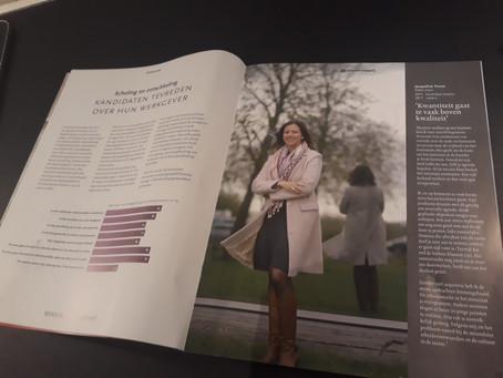 In het Notariaat Magazine!