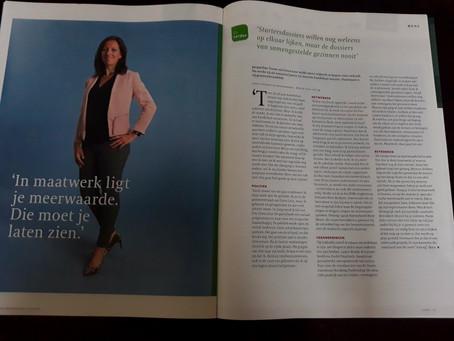 In het Notariaat Magazine