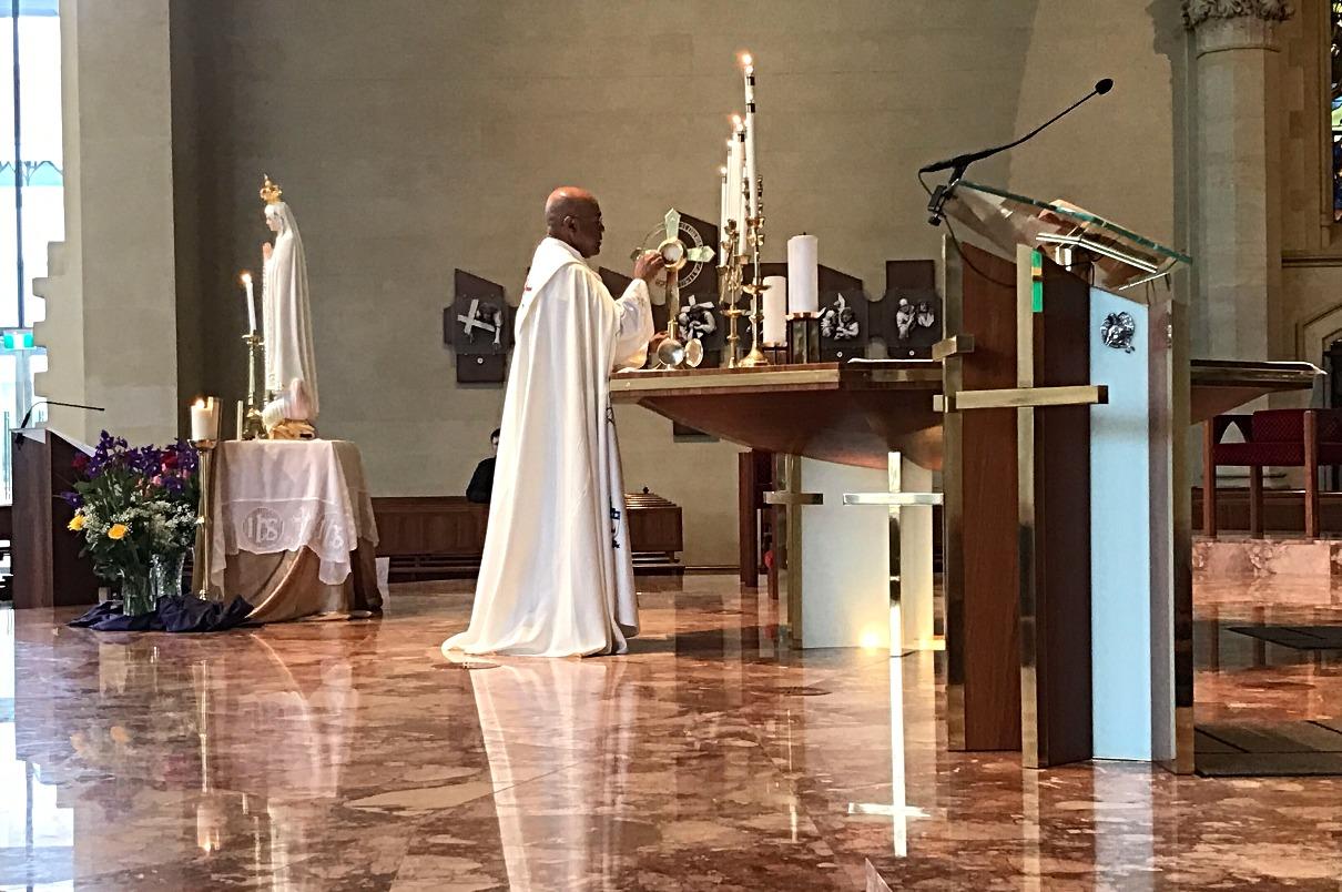 Holy Hour for Vocations 2017 - Fr. Jean-Noel
