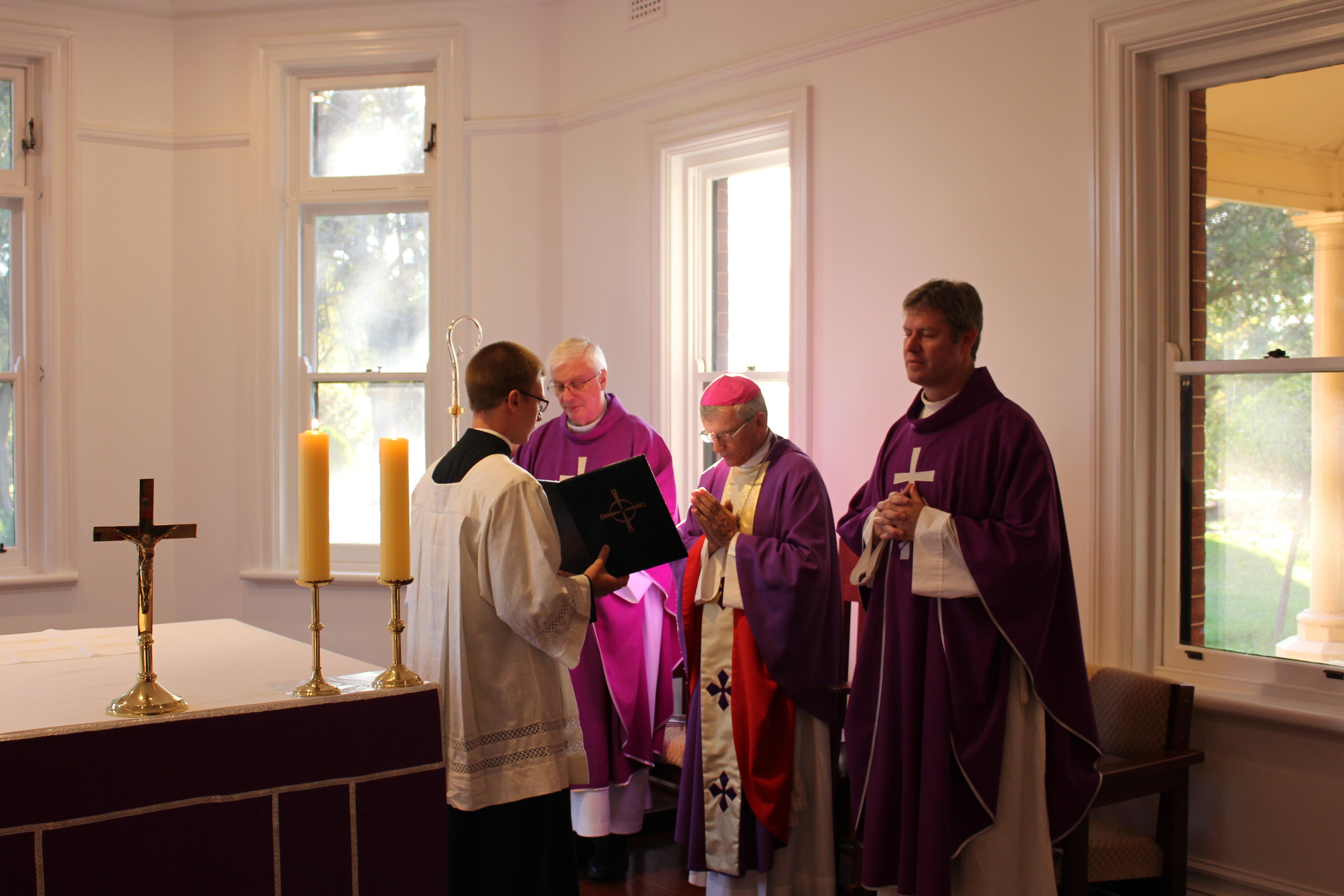 Opening Mass - 2