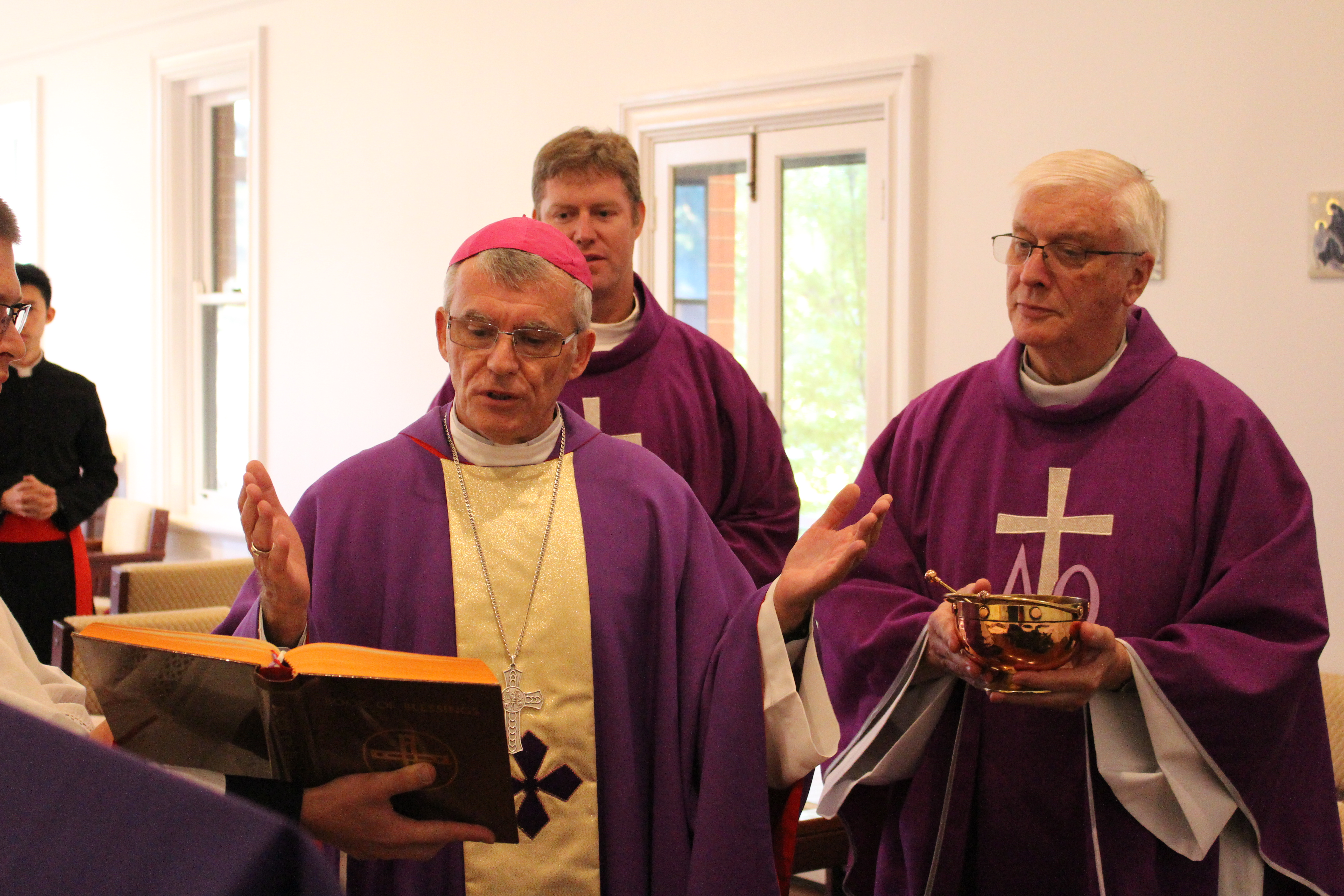 Opening Mass - 3
