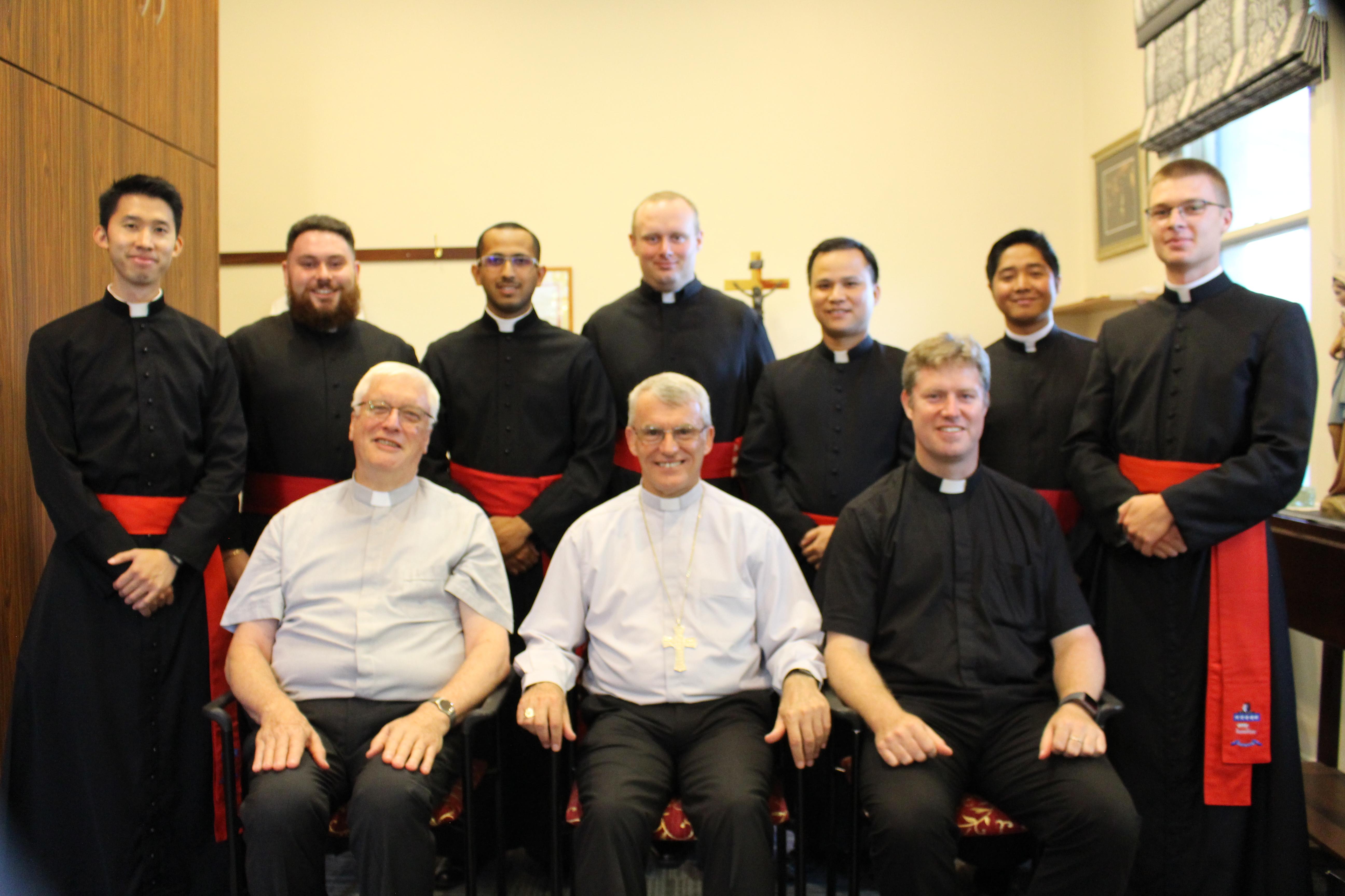 Seminary Community 2018