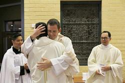 Deacon John with Deacon Konrad