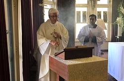 Celebration of the Eucharist - Fr Phillip