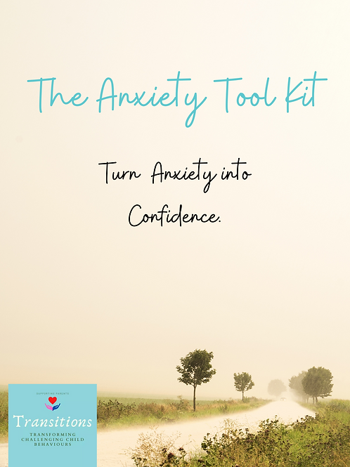 The Anxiety Tool Kit