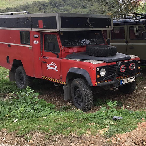 Land Rover Defender Karavan