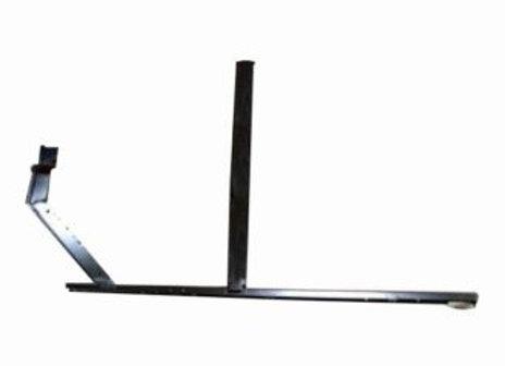 Door Frame-Rh Center Pole