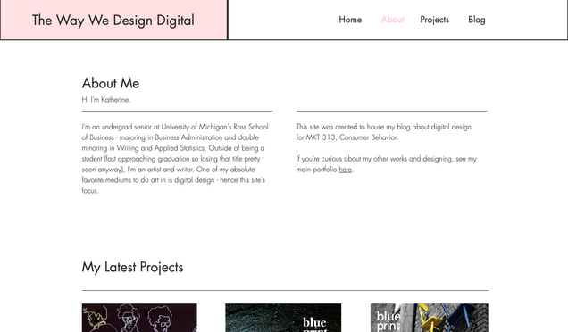 THE WAY WE DESIGN DIGITAL #4