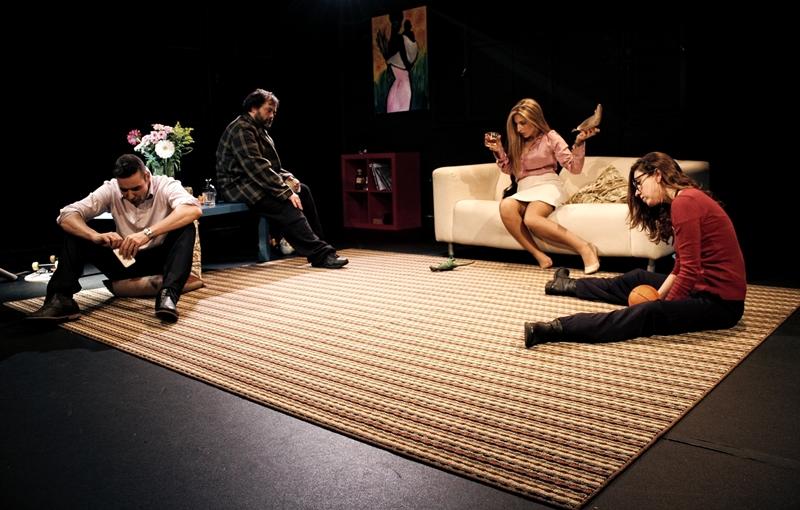 Ο Θεός της σφαγής (Θέατρο 104)