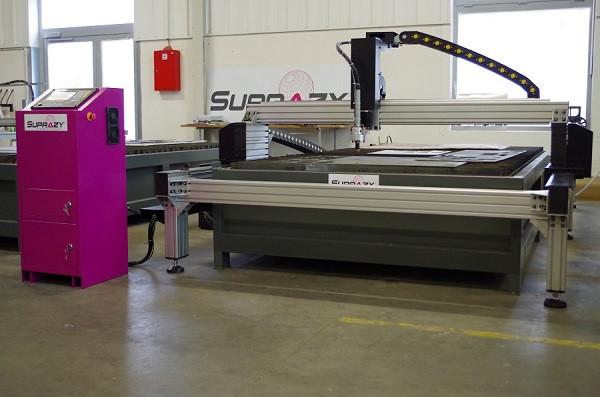 Nouvelle machine de découpe laser !