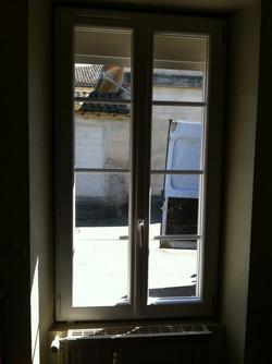porte fenêtre alu et pvc