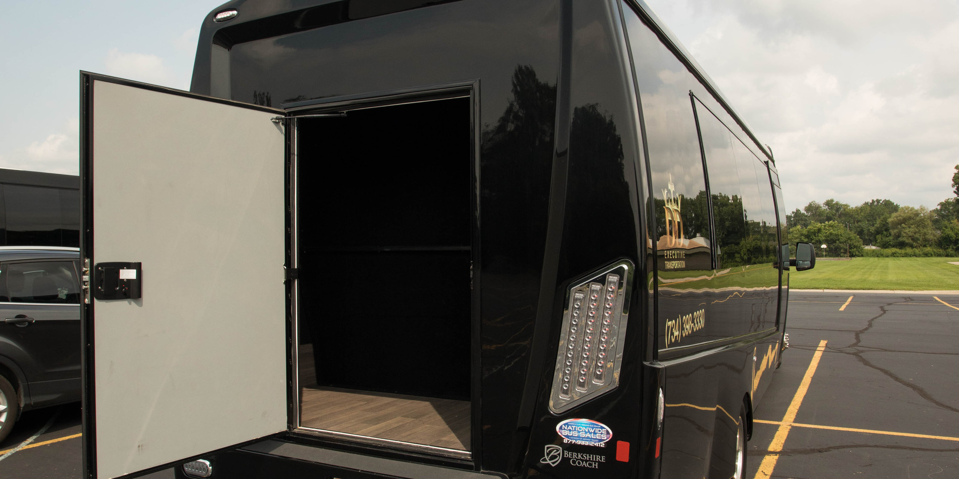 Coach Rear Storage 1