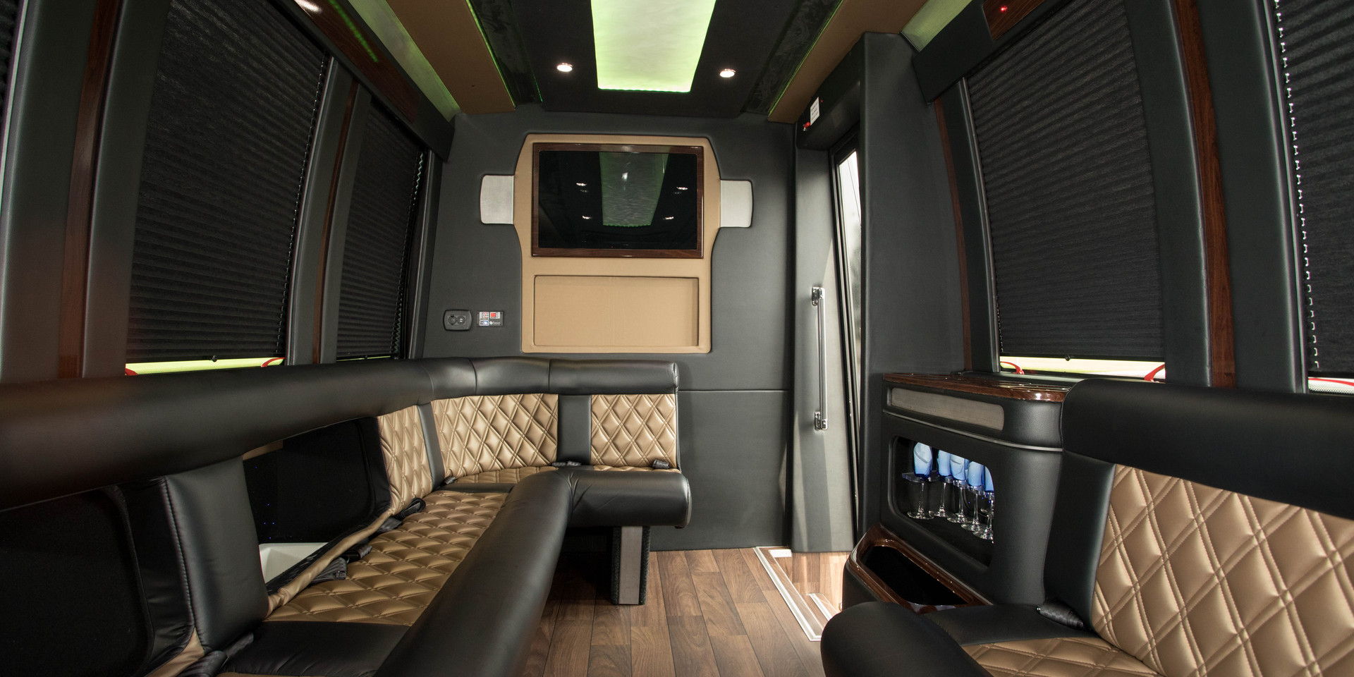 Sprinter Limo Interior 5