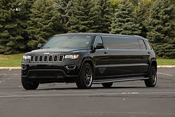 Jeep Grand Cherokee Stretch Limousine