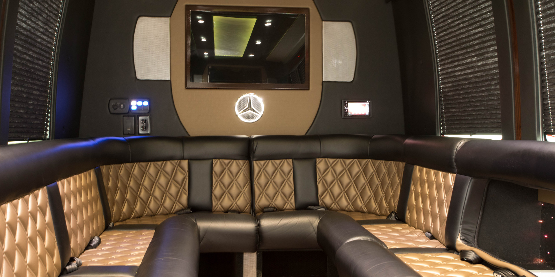 Sprinter Limo Interior 3