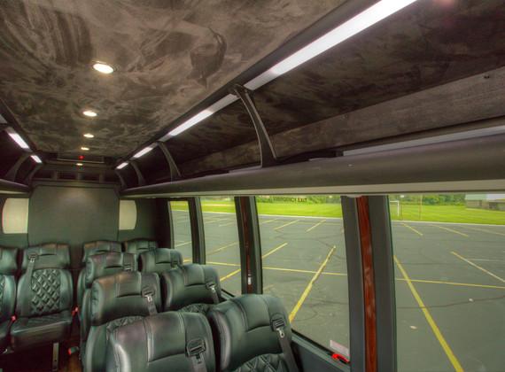 Sprinter Shuttle Interior 4