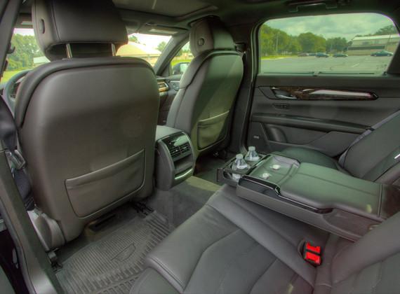 Cadillac Interior 3