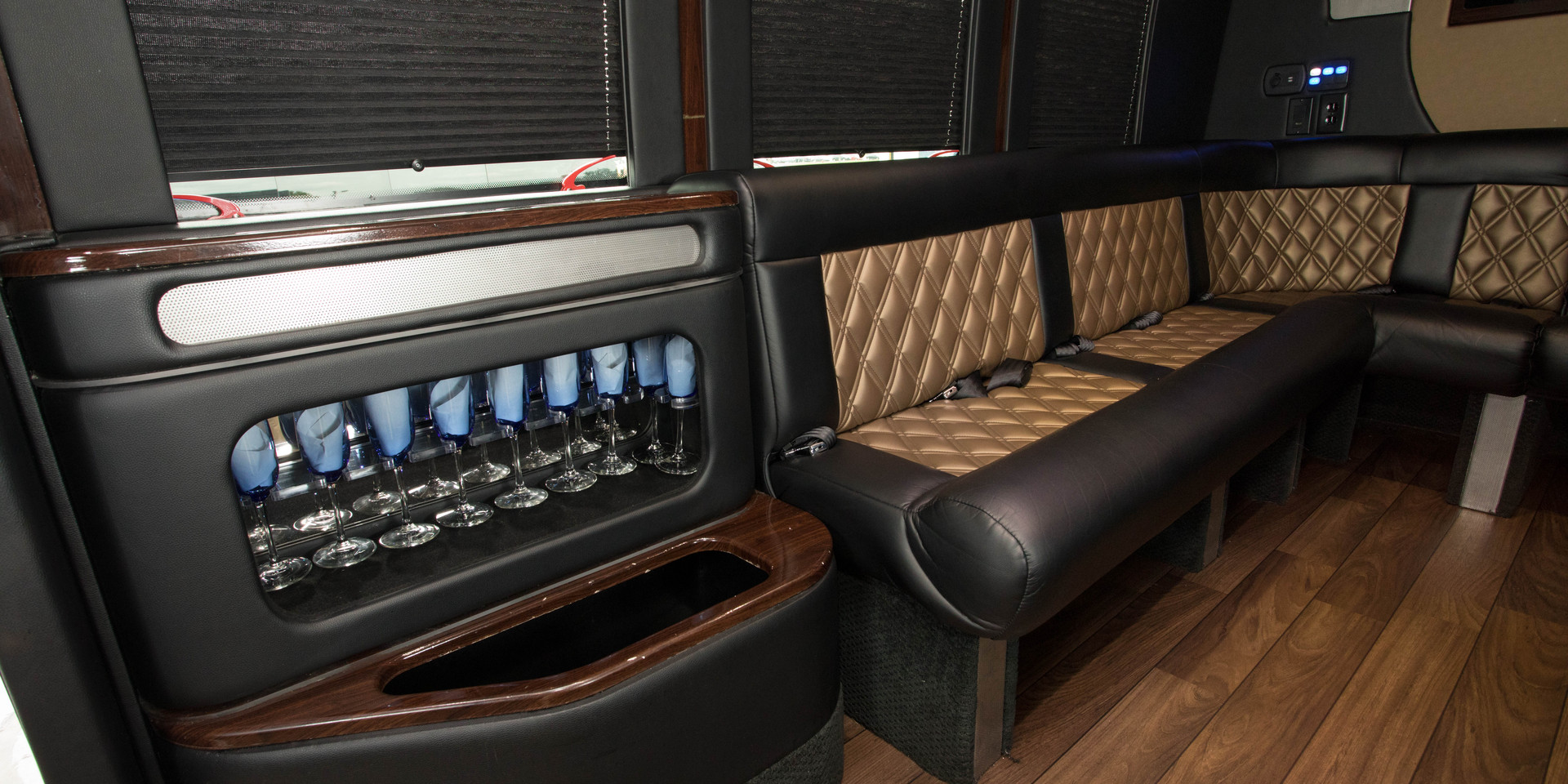 Sprinter Limo Interior 9