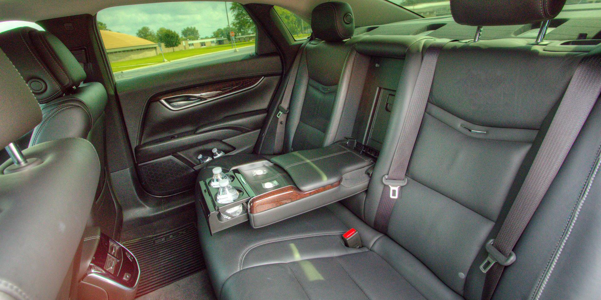 Cadillac Interior 6