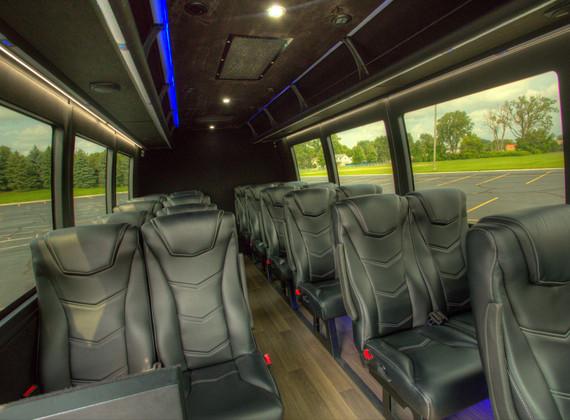 Coach Interior 2