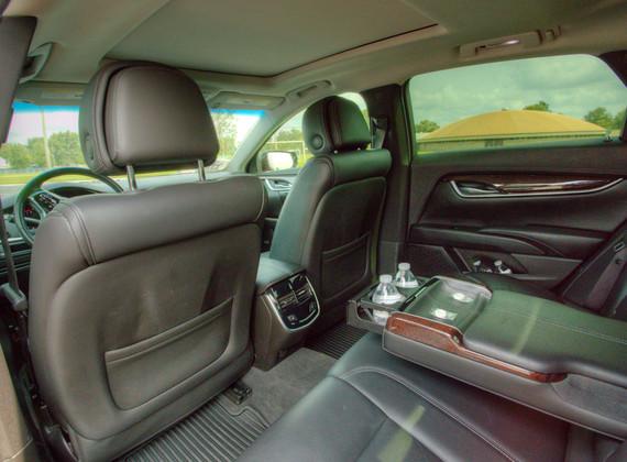 Cadillac Interior 4