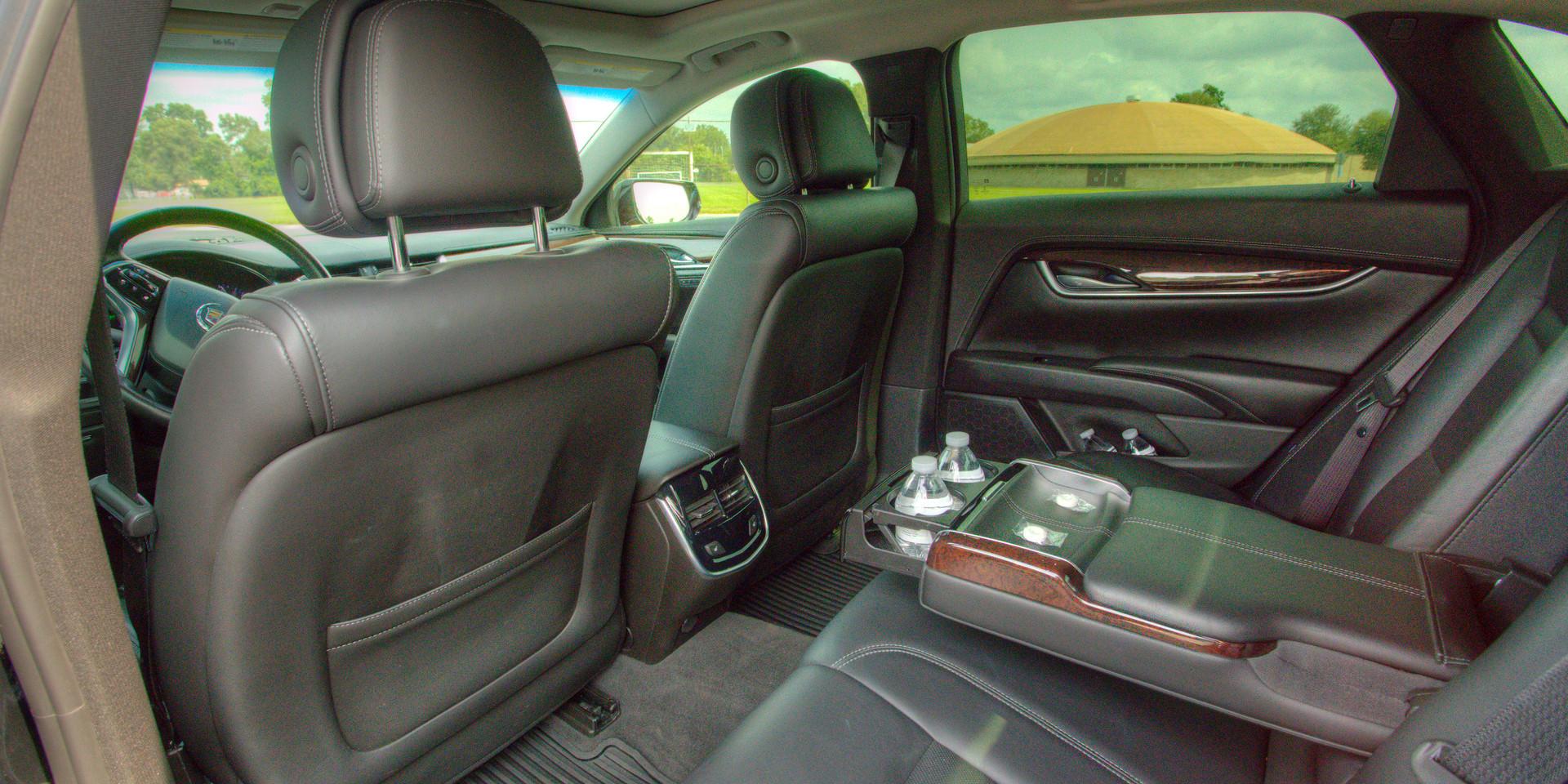 Cadillac Interior 7