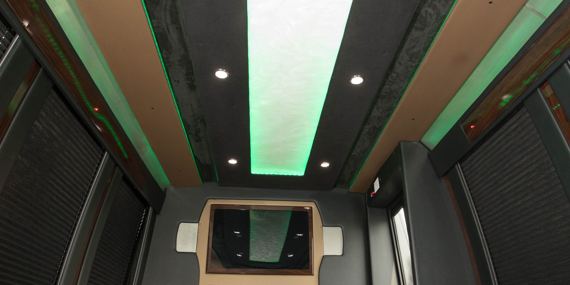 Sprinter Limo Interior 4