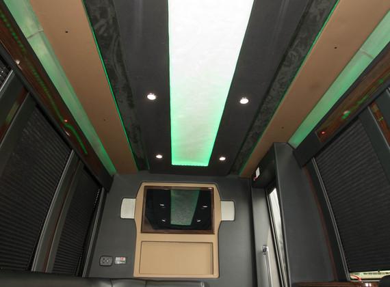 Sprinter Limo Interior 4