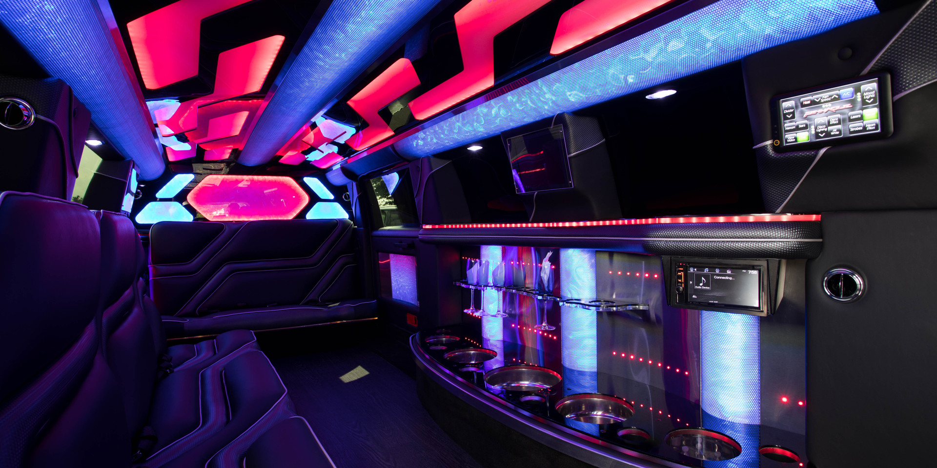 Jeep Limo Interior 8
