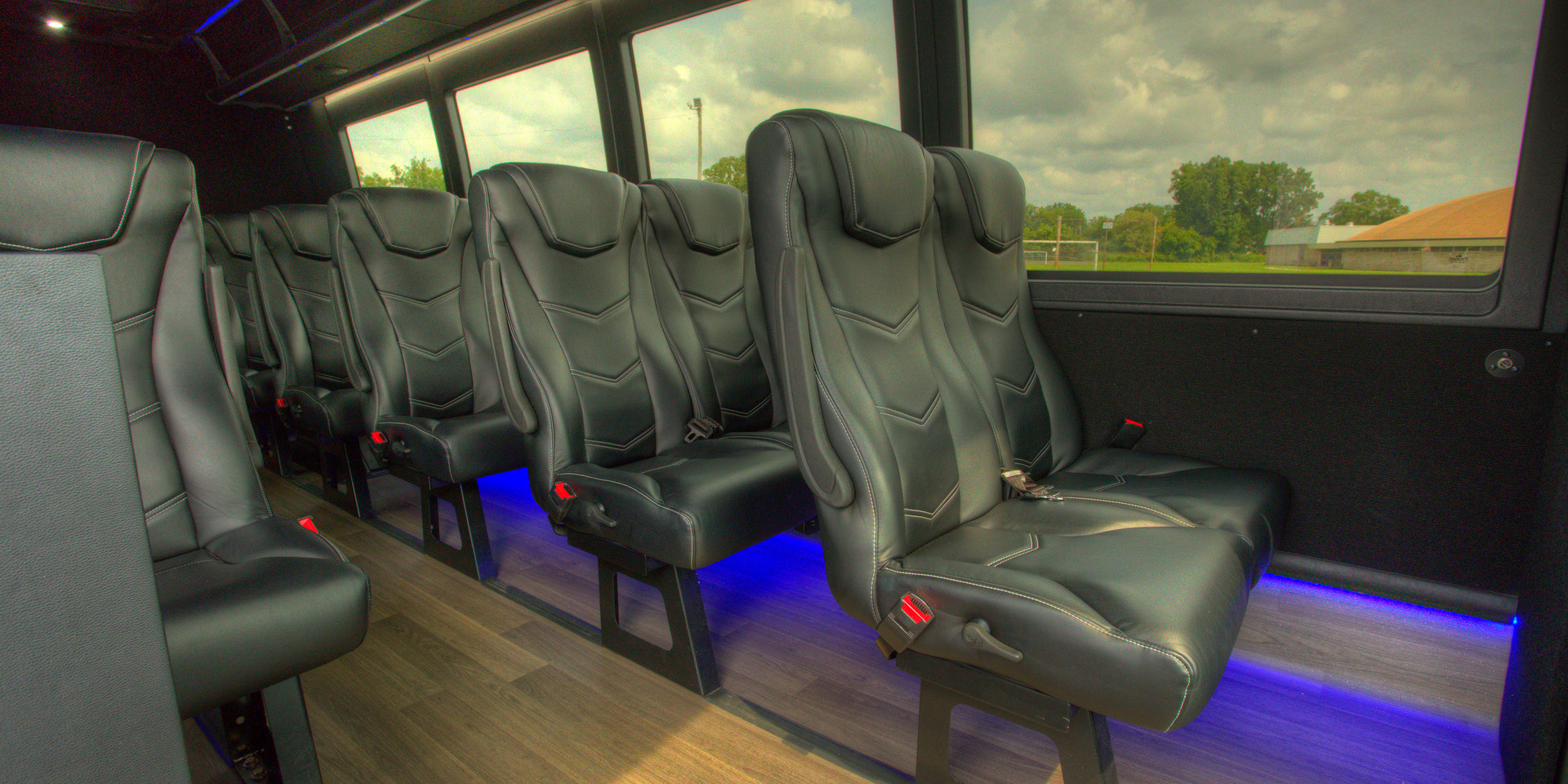 Coach Interior 1