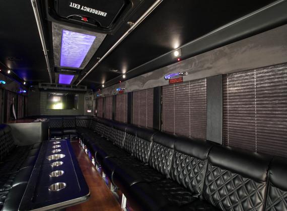 Party Bus Interior 1
