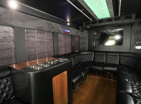Party Bus Interior 3