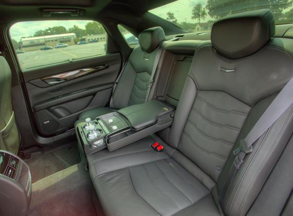 Cadillac Interior 1
