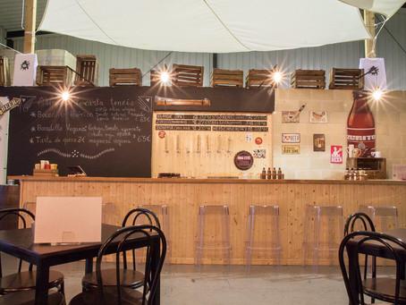 Fabrica de cerveza artesana y taproom