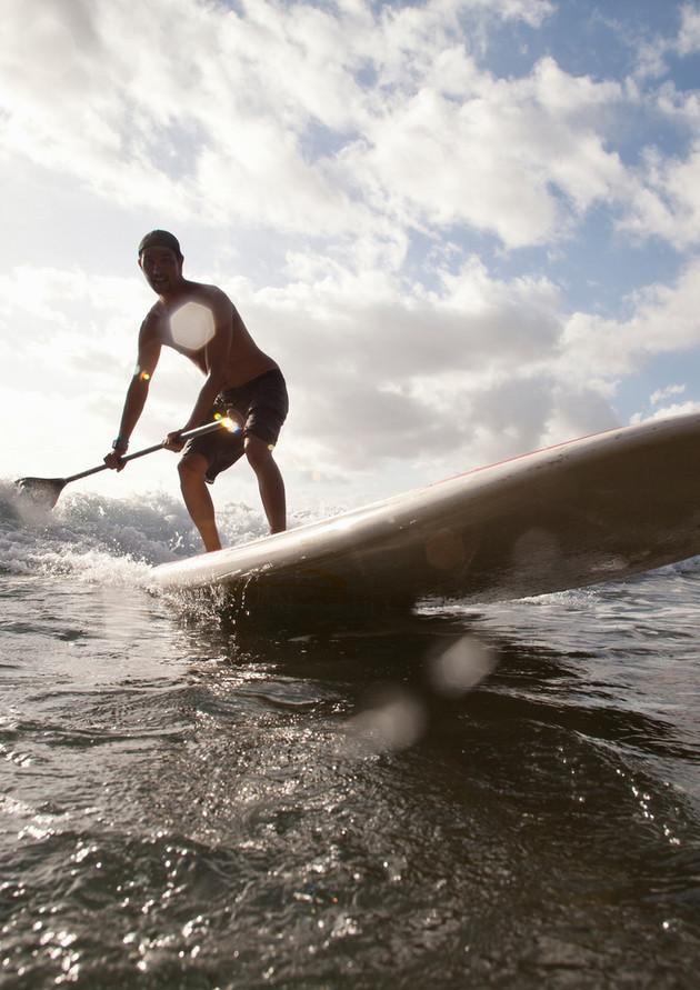 SUP, Tavola da surf Marsala