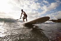 SUP, Deska surfingowa