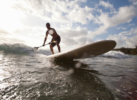 What's SUP? Your guide to perfect technique